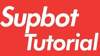 Supbot Tutorial - The fastest iOS Supreme Bot