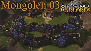 Durch Die Berge - Mongolen M03 - Stronghold Warlords | Let's Play (German)