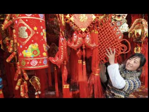 Chinese New Year Music - Full of Joy ( Xi Yang Yang ) 喜洋洋