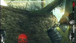 Metal Gear Solid Peace Walker PSP Gameplay