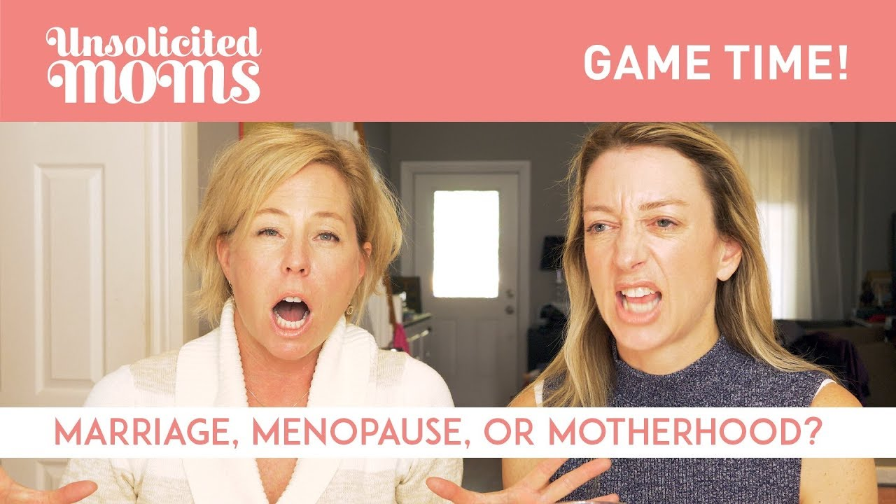 Menopause and marriage