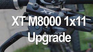 1x11 XT M8000 Upgrade / Install, Ride Impressions: i-Spec II, 11-42t, GS RD