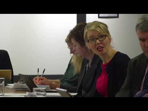 Meeting of the NHS Improvement board 24 01 2018  4 Questions and comments from the public