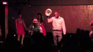 Mika Mendes (Live)-Epic Lounge-Toronto-Magico & Don't Wake Me Up-April 19, 2013-Kizomba