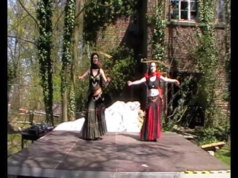 "Tanz zu Faun ""Deva & Punagra"""