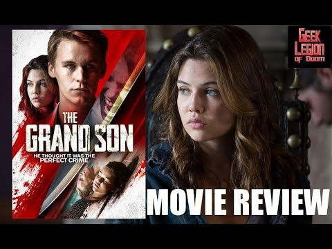 THE GRAND SON ( 2018 Rhys Wakefield ) aka AMERICAN PETS Thriller Movie Review