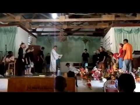 Young Americans Christian School Haiti Trip 2013