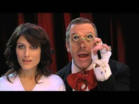 House M.D - Get Happy (Music Video featuring Hugh Laurie and Lisa Edelstein) (HD)