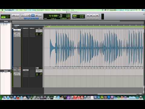 Pro Tools 11 – #19 – Elastic Audio pt.1 – Monophonic, Polyphonic, Quantizing Audio