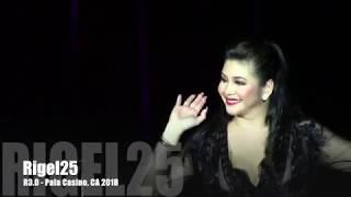 Regine Velasquez - R3.0 Pala Casino 2018 - Tagalog Hits Medley