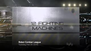 Robot Combat League Season 1 Trailer