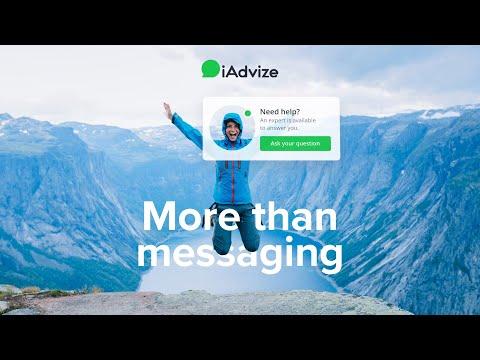 Discover the iAdvize conversational platform: More than Messaging