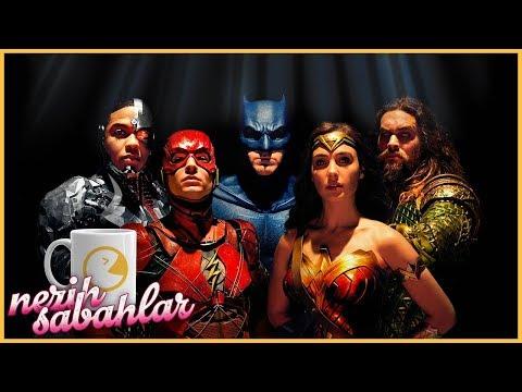 Justice League Işığı Gördü Mü? - Nezih Sabahlar (13.11.2017)