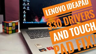 Lenovo ideapad 330 Touch Pad and All Drivers issue Fix!!