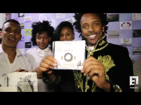 Ethiopian Music 2016 -Teddy - Dankira Relese party