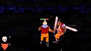 Die by the Sword Limb from limb remade orcs with swords 02