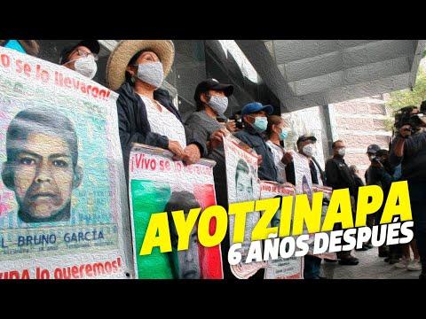 A 6 años, identifican restos de estudiante de Ayotzinapa