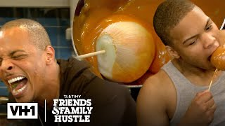 5 Priceless Pranks T.I. & The Harris Kids Pulled On Each Other | VH1 Ranked | #AloneTogether