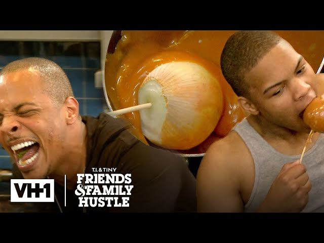 5 Priceless Pranks T.I. & The Harris Kids Pulled On Each Other   VH1 Ranked   #AloneTogether