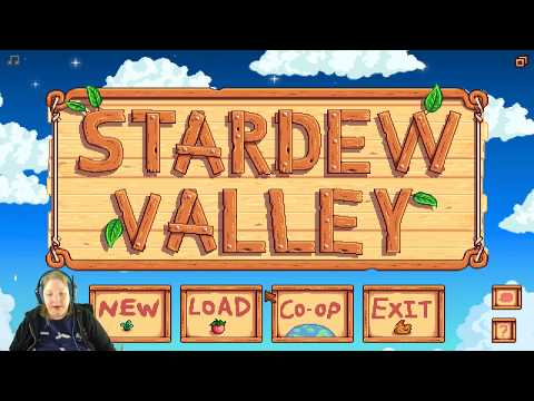 Stardew Valley pt 100: How to Build a Fence