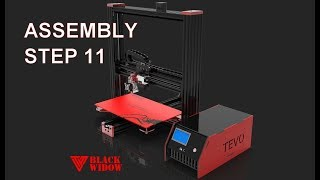 TEVO Black Widow V3 assembly - STEP 11 (control box)