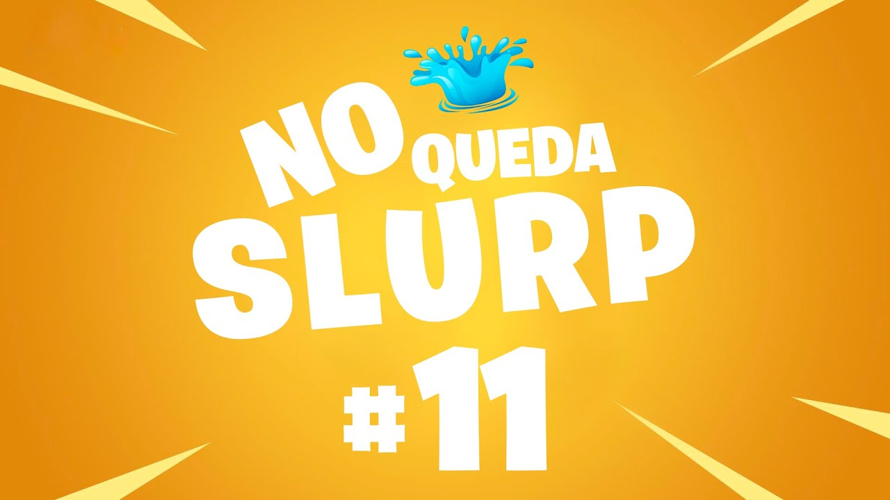 FUTBOL PLAYERO EN FORTNITE - NO QUEDA SLURP - EPISODIO 11