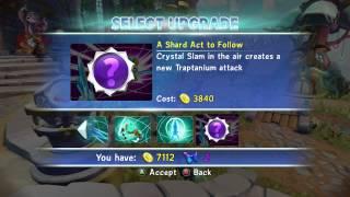 Salem vs Wonderwall *Skylanders Trap Team! [5] Awesome Upgrades!