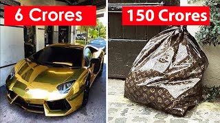 8 Expensive Useless Things Billionaires Spend Their Money On!