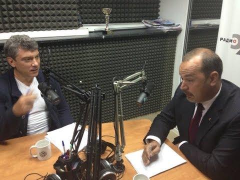 ТВЦ показал запись с камеры в момент убийства Немцова