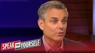 Colin Cowherd is insane for hating on Russell Westbrook | SPEAK FOR YOURSELF