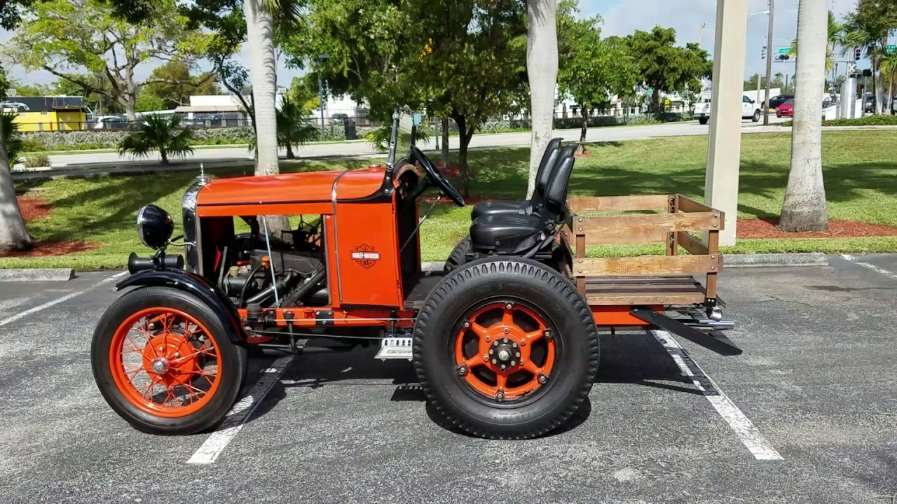 1929 doodle bug tractor for sale 954 937 8271 - YouTube