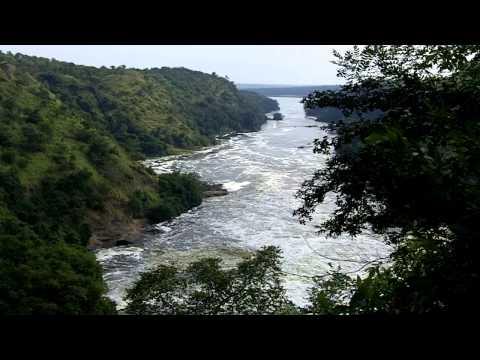 Safari Day 1: Murchison Falls II Overlooking the Nile and Lake Albert