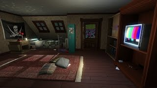 Gone Home PS4 - Story Playthrough - Horror Game ?