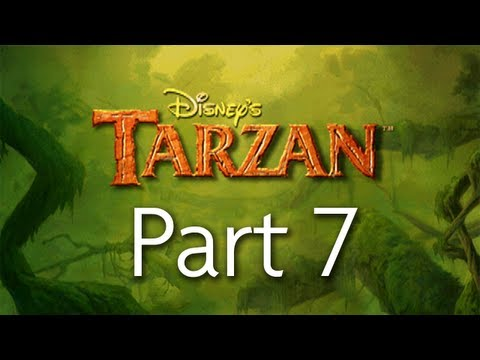 Let's Play Tarzan! (7) Travel Video