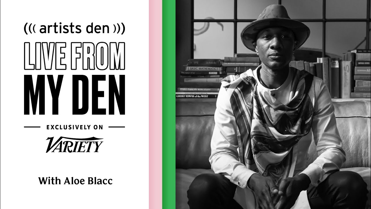Aloe Blacc: Live from My Den