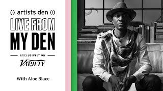 Aloe Blacc: Live from My Den