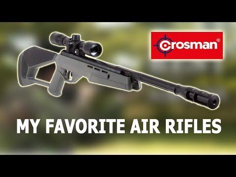 Top 5 Best Crosman Air Rifles - Best Break Barrel Airguns 2019