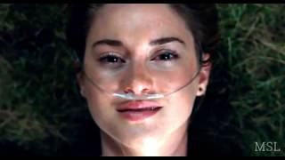 Christina Aguilera - Fall On Me (Unofficial Music Video) The Fault In Our Stars