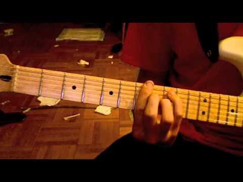 stevie wonder all I do guitar chords