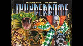 THUNDERDOME THE BEST OF 95' CD 2 - HARDCORE WILL NEVER DIE (ID&T 1995) High Quality