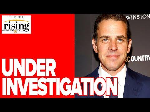 Krystal and Saagar: Hunter Biden INVESTIGATED For Money Laundering, Tax Evasion, China Dealings