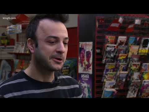 Seattle comic book store closes after decades of business