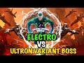 Electro Vs Final Ultron Variant Boss-SHOCK THIS-Marvel Contest of Champions
