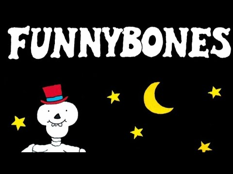 Funny Bones by Janet & Allen Ahlberg. Funny, charming Children's story. Audiobook Read-Aloud.