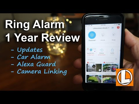 Ring Alarm Long Term Review (1 Year) – Updates, Alexa Guard & Ring Camera Linking