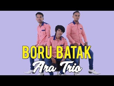 Lagu Batak Paling Goyang -  BORU BATAK -  Ara Trio