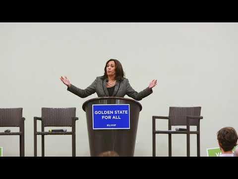 San Joaquin Valley Leadership Conference - Senator Kamala Harris Keynote