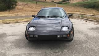 82 Porsche 928 5-speed