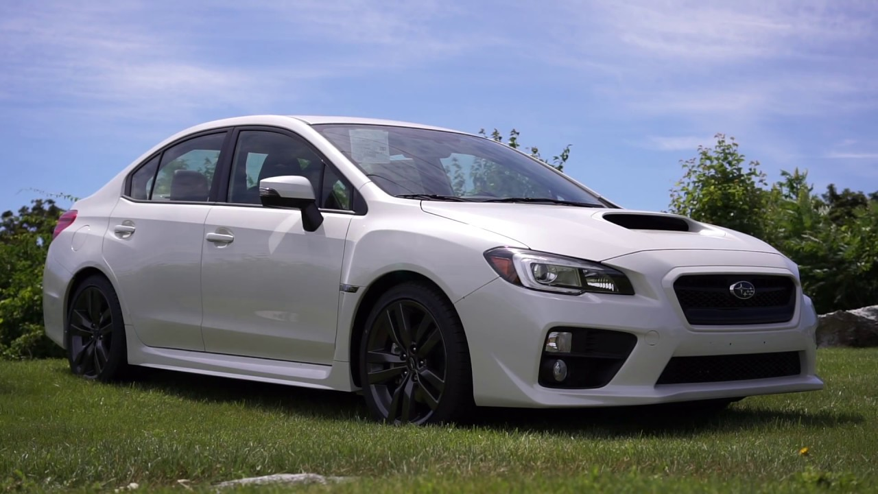 2017 Subaru Wrx Limited Walkaround