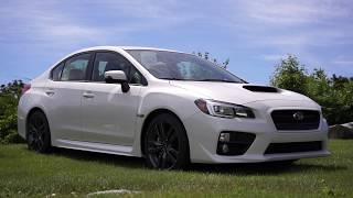 2017 Subaru WRX Limited Walkaround